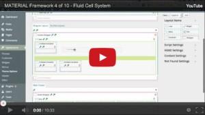 PageCells Responsive Theme Framework Tutorial Videos
