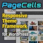 PageCells Responsive Theme Framework for WordPress