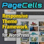 PageCells Responsive Theme Framework for WordPress
