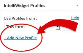 Add New Child Profile