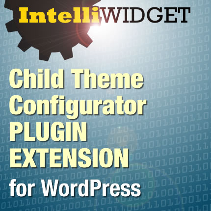 Child Theme Configurator Plugin Extension