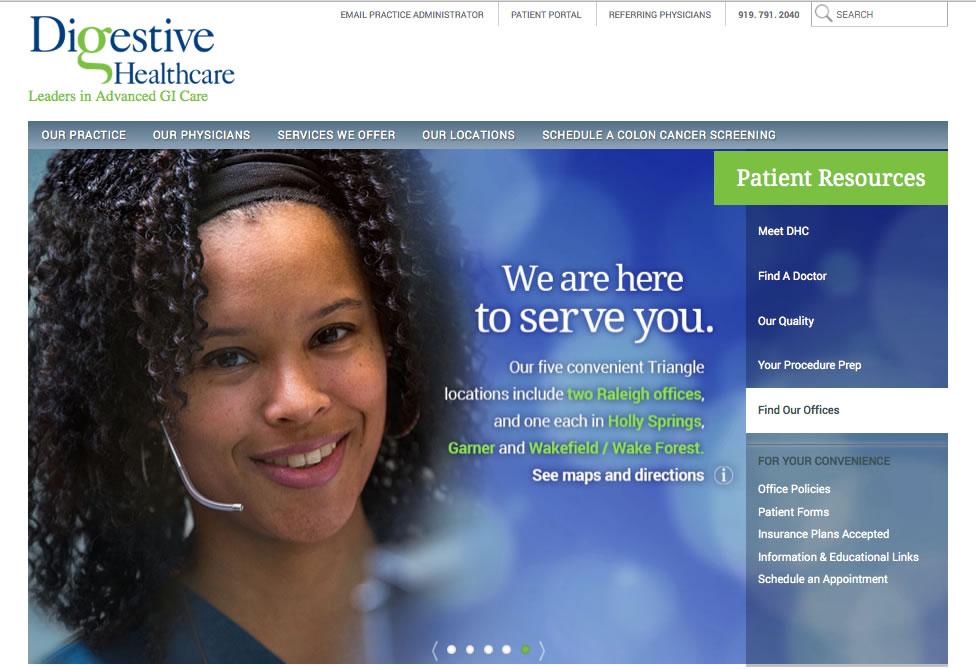 Digestive Healthcare Raleigh NC