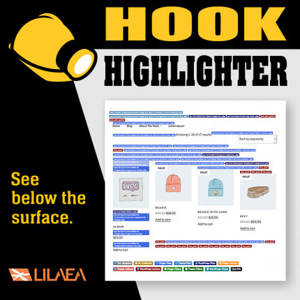 Hook Highlighter - See Below The Surface