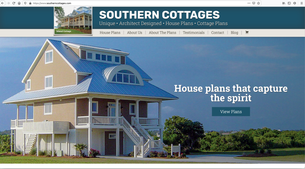 Southern Cottages