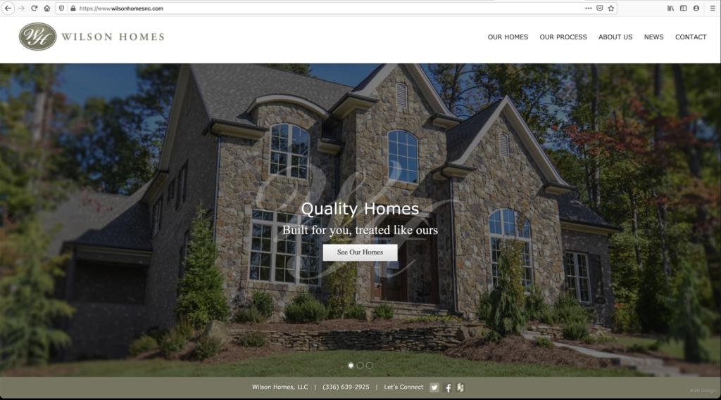 Wilson Homes